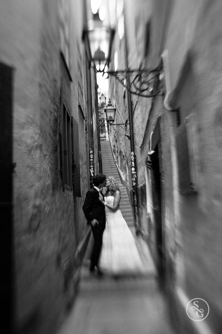 Destination Wedding - Stockholm, Sweden | #simongorges #brideandgroom #bride #groom #destinationwedding #Stockholm #sweden #amazing #love #balckandwhite