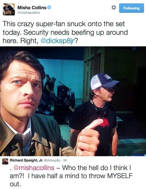Misha and Richard :)