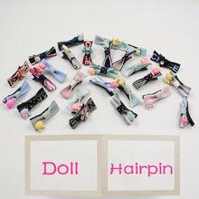 Blyth muñeca Horquilla para la muñeca, muchas clases de estilo la mejor decoración del pelo TIC BJD PULLIP(China (Mainland))