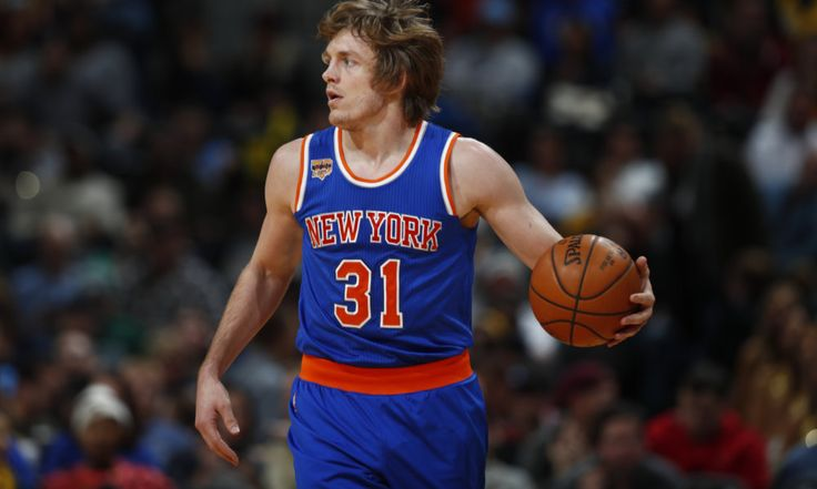 Ron Baker finding his place in New York = It's the hair that throws you off, ridiculous as that may sound. Ron Baker mostly looks the part of a NBA player, standing at 6-4. He's surprisingly long-limbed, with a wingspan greater than 6-9, and sporting a wiry build that's not as malnourished-looking as others who are judged as far better athletes. But the rookie guard's…..