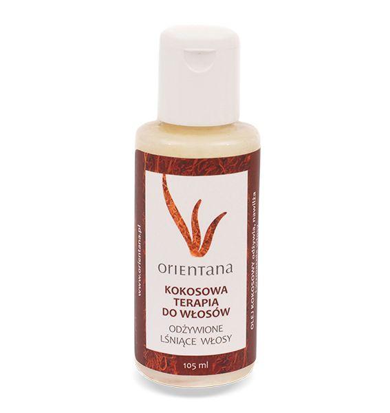 Orientana Kokosowa terapia do włosów - Nieprzyzwoicie naturalny sklep dla kobiet lubiących siebie