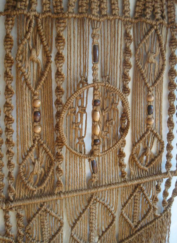 Beaded Tapestry Wall Hangings