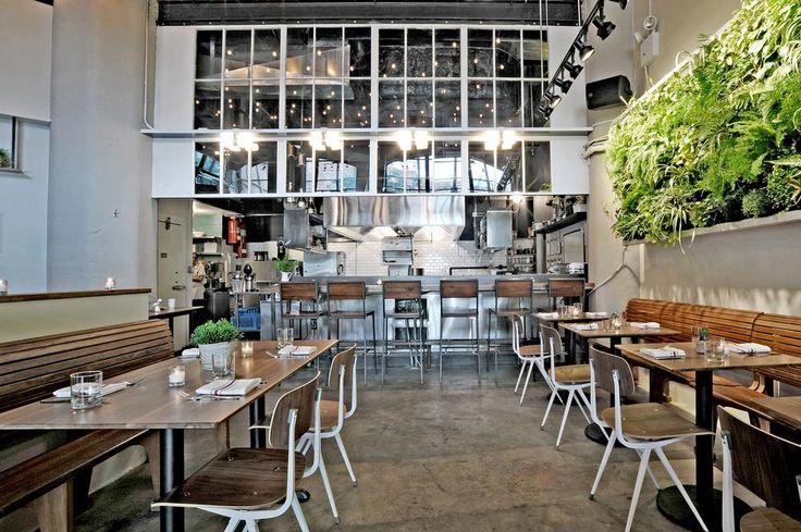 Atrium restaurant dumbo, brooklyn