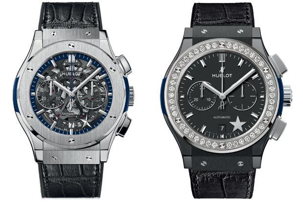 Hublot lança relógios em parceria com o Dallas Cowboys