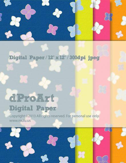 Digital Japanese Paper 02,Instant JPEGs Download.