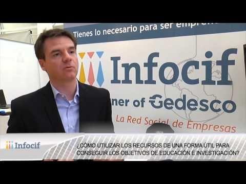 Entrevista a Israel Ruiz. Vicepresidente y Director Financiero del MIT en Emtech España - YouTube