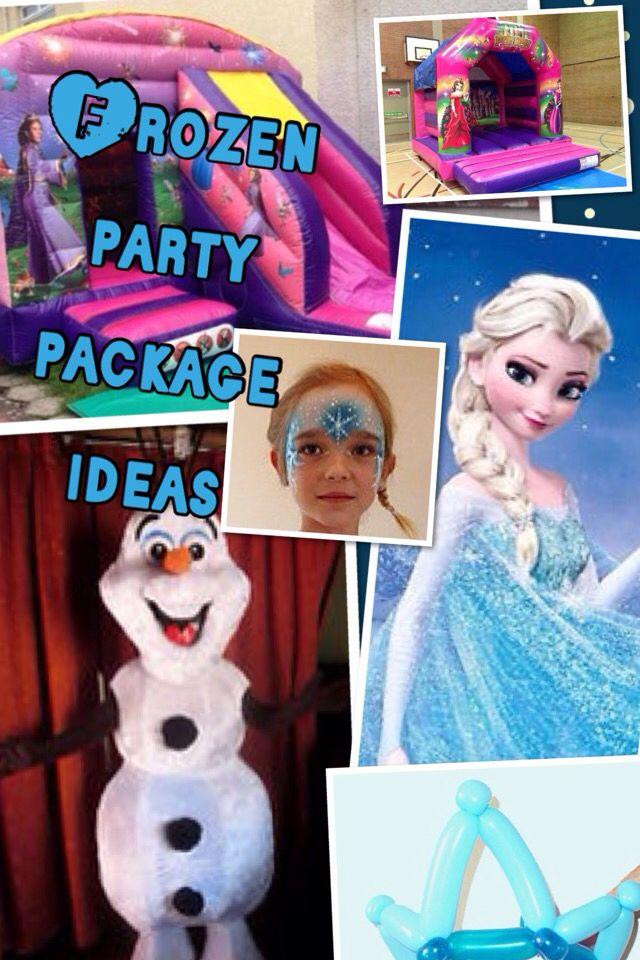 Frozen Package ideas