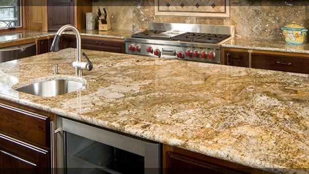 Granite countertop color names your granite for Kitchen granite countertops colors