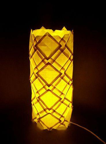 Tessellation lamp