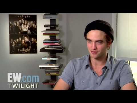 EW 2008 Twilight': Robert Pattinson Interview (Part 3 of 5) | Entertainment Weekly