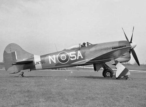 Hawker Tempest 66 ~ BFD