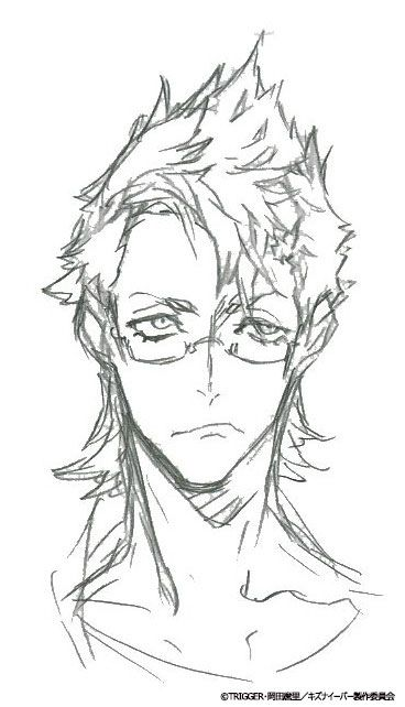 Must-know Information for Kiznaiver Fans! Dive into the World of Shirow Miwa, and His Character Designs - First Half - pixiv Spotlight