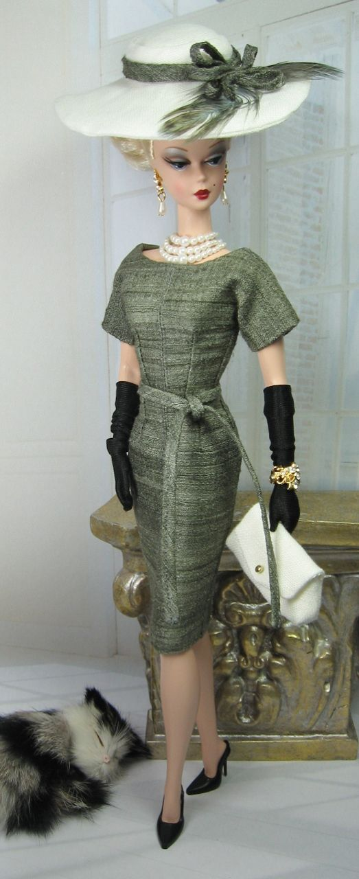 Summer Sophisticate for Silkstone Barbie and Victoire Roux on Etsy now