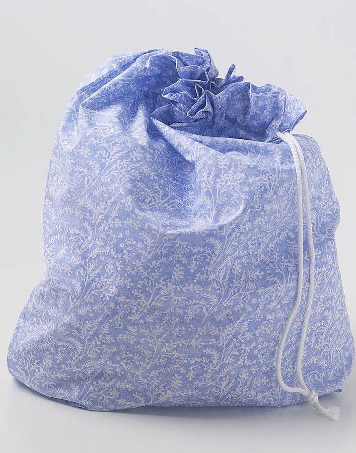 £12.95 Cotton Lavender Laundry Bag Freshen Up Any Bathroom Or Bedroom With Our Cotton Lavender Laundry Bags