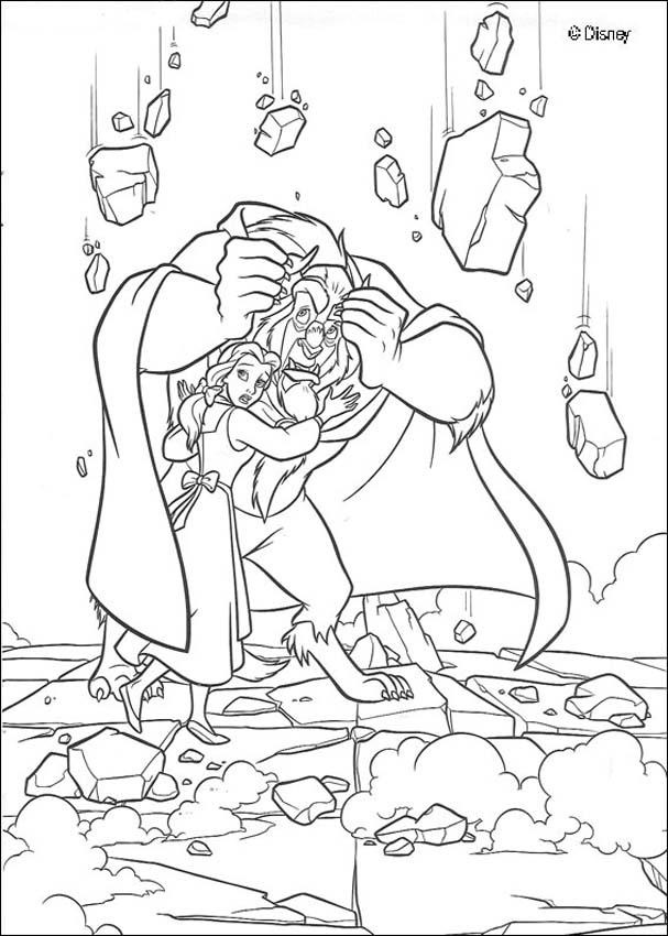 125 best coloring pages images on Pinterest Costumes, Disney stuff - fresh printable coloring pictures of beauty and the beast