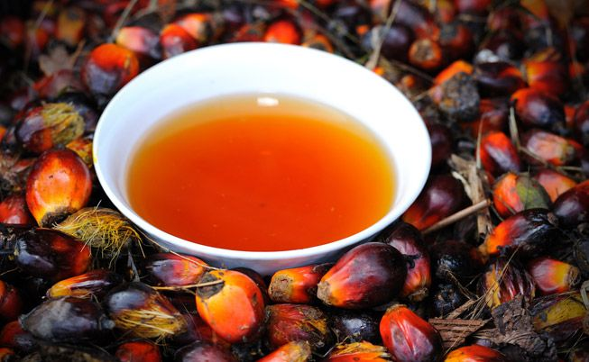 Malaysian palm fruit oil has been shown to reduce inflammation and provide a hearty dose of antioxidants.