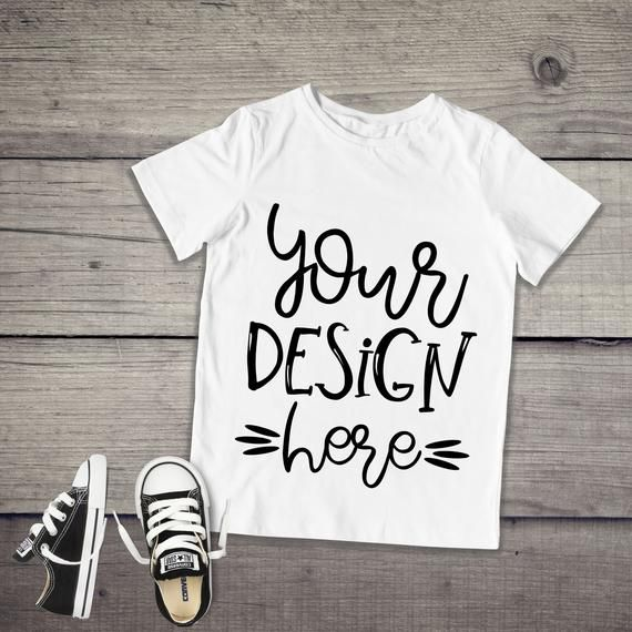 Download Free White T Shirt Mockup Blank Toddler T Shirt Flat Psd Free Psd Mockups Shirt Mockup Tshirt Mockup Free Clothing Mockup