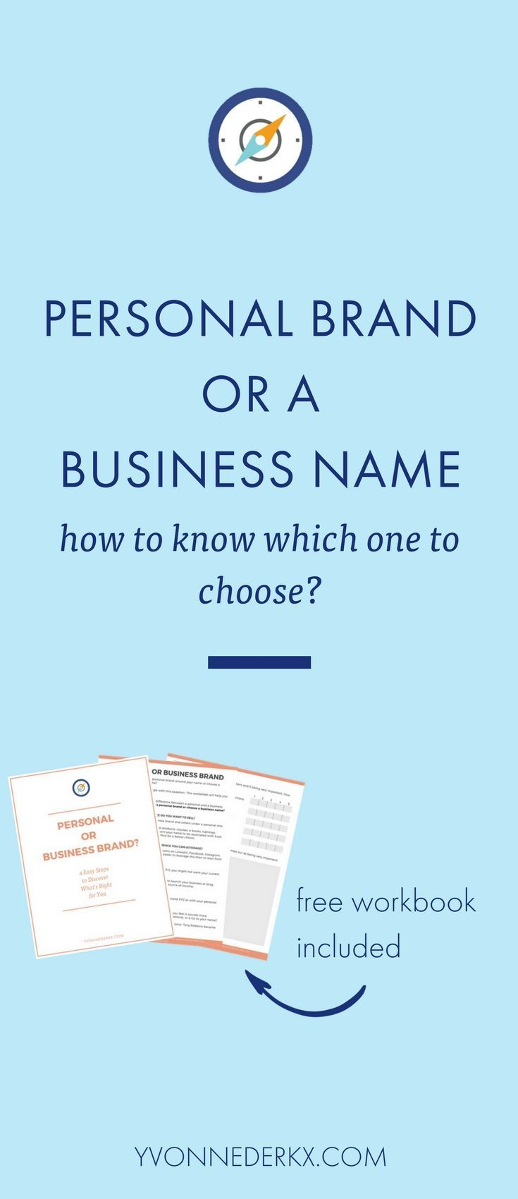 Struggling to choose between a personal or a business brand? Discover what the pros and cons are of each option and how to choose the right one for you.