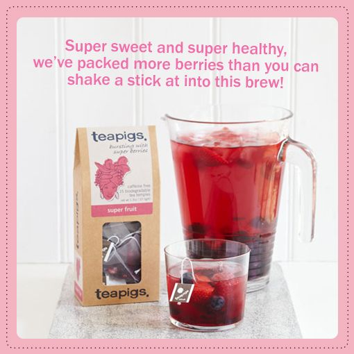 Our super fruit - the tastiest fruit blend around!