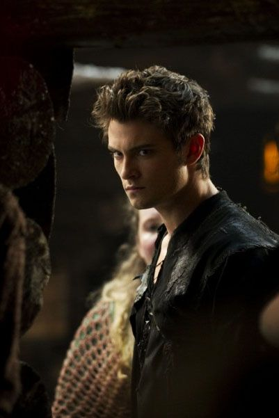 Shiloh Fernandez as Peter - Red Riding Hood