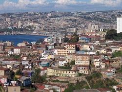 Valparaiso & Santiago, Chile