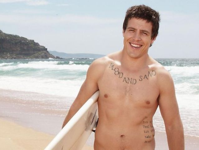 I got: Brax! What Home And Away Character Are You Most Like? do the test now