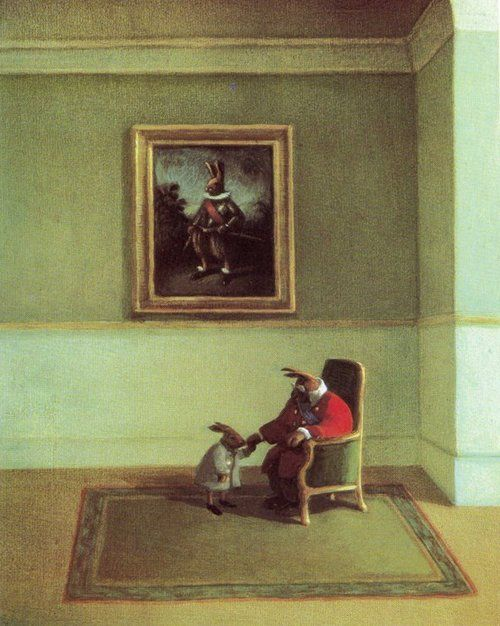 esterhazy  by Michael Sowa