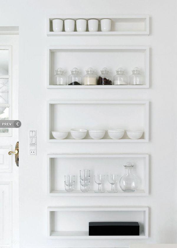 nice diy shelves