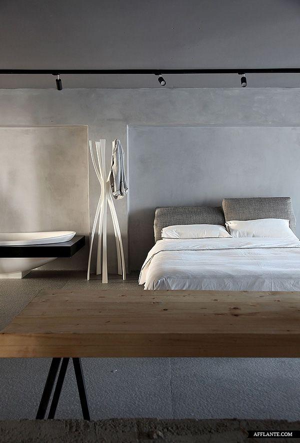 Bedroom by Patricia Urquiola