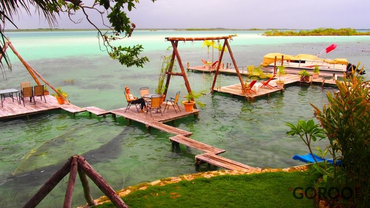 Los Aluxes Bacalar.     Looks awesome