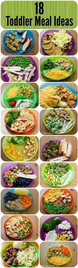 Simple Toddler Meals Part 2