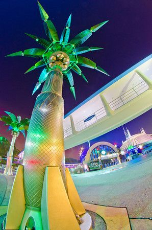 This list gives great ideas for Walt Disney World rides to do at night, plus a surprising number 1 pick!