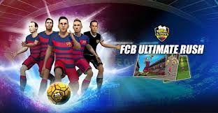 jogar FC Barcelona Ultimate Rush online