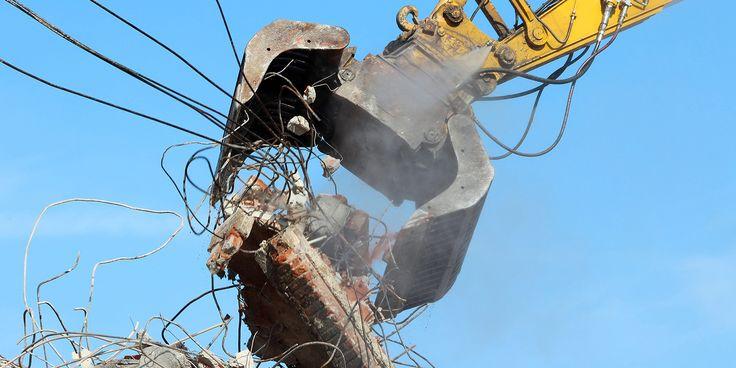Le Demolizioni industriali Rovigo sono in mani sicure con CSA s.r.l.  http://blog.csa-srl.it/demolizioni-industriali-2/ #demolizioniindustriali #demolizioni #Rovigo