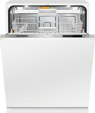 G 6995 SCVi XXL K2O Vollintegrierter Geschirrspüler XXL − der Miele Alleskönner für griffloses Küchendesign.
