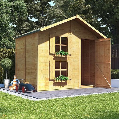Garden Sheds 6x7: Best 25+ Wooden Playhouse Ideas On Pinterest