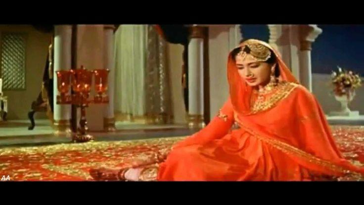 Chalte Chalte Yunhi Koi Mil Gaya Tha-HD - Lata Mangeshkar(Pakeezah)
