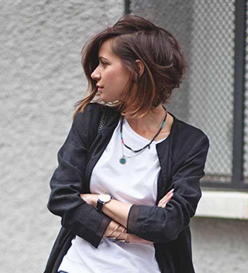 Peinados cortos lindos 2015 - 2016 //  #2014 #2015 #cortos #lindos #Peinados