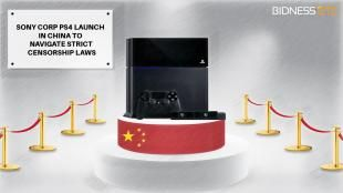 Sony will be launching its PS4 gaming console and PS Vita in China next month, but may face issues due to the region's strict censorship laws