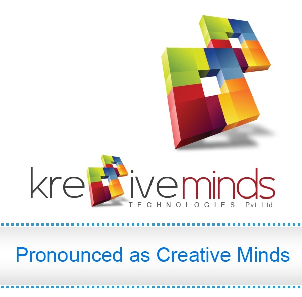 kre8iveminds in pronounced as... creative minds