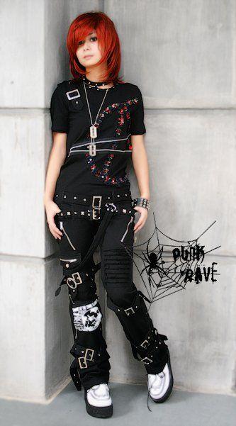 Punk emo fashion | emo/goth | Pinterest | Fashion, Emo and ...