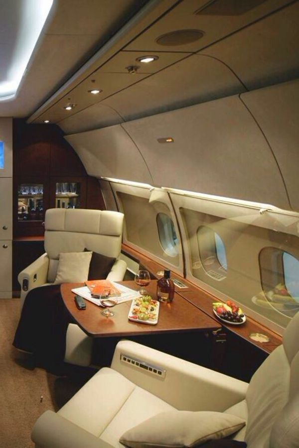 Populaire 16 best L'intérieur dans un avion images on Pinterest | Private  UN67