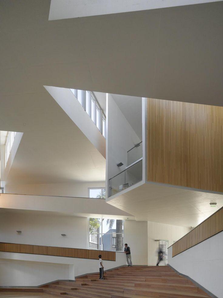 Galería de Arquitectura del Campus Universidad Adolfo Ibañez / 7