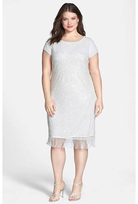 171 best short plus size wedding dresses images on Pinterest ...