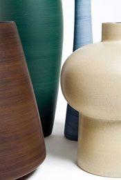 Rina Menardi - realizzazione vasi