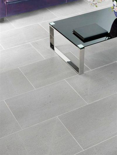 Possible floor tile. Carreaux de Sol en Calcaire Gris Contemporain (582C)