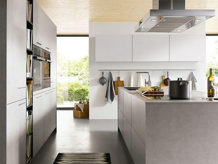 18 best Concrete Kitchen Inspiration images on Pinterest Kitchen - schüller küchen arbeitsplatten