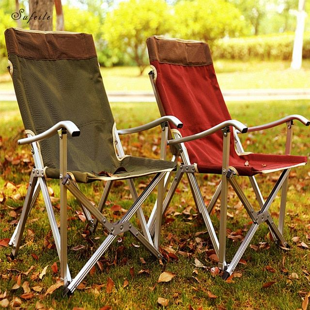 Fishing Clever Good Deal-super-light Breathable Backrest Folding Chair Portable Beach Sunbath Picnic Barbecue Fishing Stool