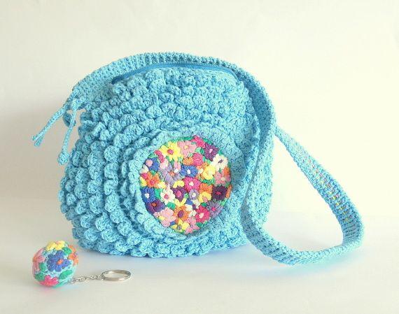 Bolso Frida, Crochet, Bolsos, Fechas señaladas, Día de la madre