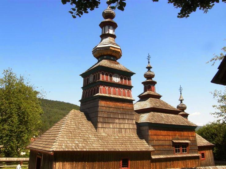 Zatrzymać świat: Muzeum Architektury Ludowej - Bardejów (Bardejov) (Słowacja, kraj preszowski, pow. Bardejów)